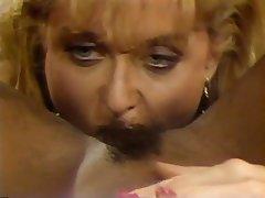 Cunnilingus Interracial Lesbian Vintage