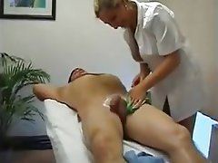 Amateur Anal Massage Mature