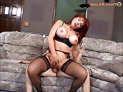 Gangbang Hardcore Old and Young Redhead