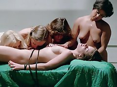 Group Sex Hairy Interracial Massage