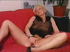 Anal German Nylon