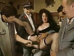 Big Boobs French Hairy Pornstar Vintage