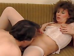 Cunnilingus German Lingerie Mature