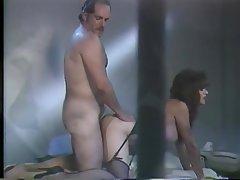 Cumshot Cunnilingus Hairy Stockings Vintage