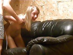 Amateur BDSM Blonde Bondage