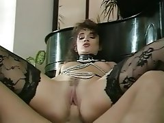 Anal Blowjob Group Sex Stockings Vintage