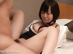Asian Big Cock Blowjob Creampie