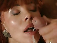 Anal Brunette Double Penetration Group Sex