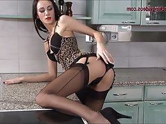 Czech Lingerie Nylon Stockings