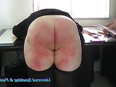 Amateur BDSM Big Butts Spanking