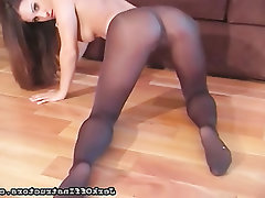 Ebony Feet Fetish Panties