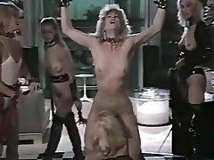 BDSM Femdom Group Sex Lesbian Vintage