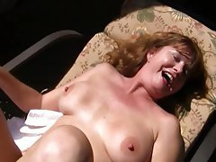 Amateur Big Boobs Interracial Mature Redhead