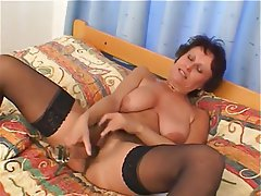 Anal Big Boobs Granny Interracial