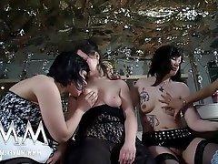 Big Boobs Lesbian Mature Swinger