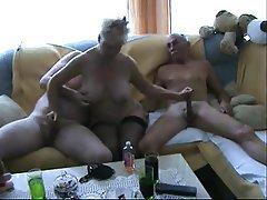 Bisexual Granny Mature MILF