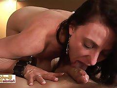 Anal Femdom Lesbian Mature
