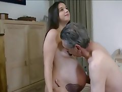Amateur Babe Creampie Old and Young