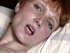 Anal Interracial Mature Redhead Stockings