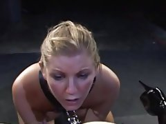 Ass Licking BDSM Bondage Face Sitting