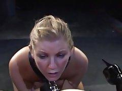 Ass Licking BDSM Bondage Face Sitting