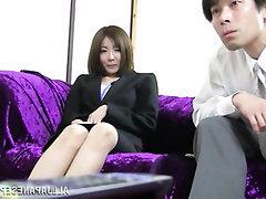 Amateur Asian Blowjob MILF