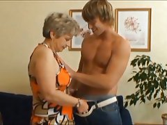 Granny Old and Young Mature Czech