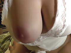 Amateur Big Boobs MILF POV
