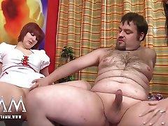 Amateur Big Boobs Creampie German