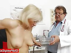 Close Up Czech Mature Medical