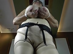 Amateur Big Boobs Granny Mature MILF