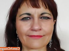Close Up Czech Masturbation Mature