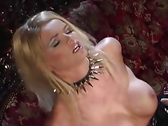 Blowjob Big Boobs Blonde Facial