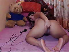 Anal Asian BBW Foot Fetish