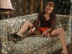 Italian Mature Stockings Vintage