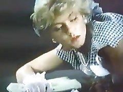 Babe Blonde Nylon Vintage