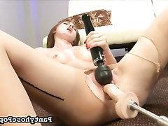 Feet Handjob Panties Teen