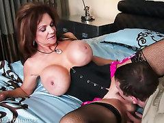 Asian Big Ass Big Tits Mature MILF