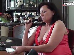 Amateur Big Boobs German Masturbation
