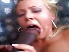 Anal Blonde Czech Interracial
