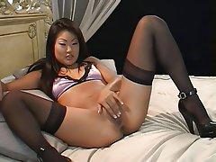 Masturbation POV Softcore Stockings
