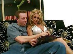 Anal Big Boobs Blonde Femdom MILF