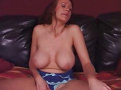 Brunette Masturbation
