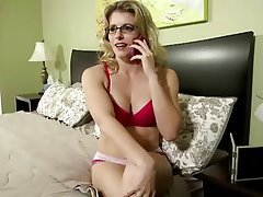 Lingerie MILF Old and Young POV