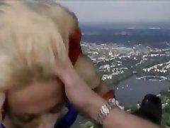 German Blowjob Pornstar Blonde