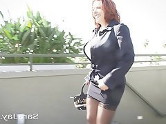 Big Boobs Lesbian Pornstar
