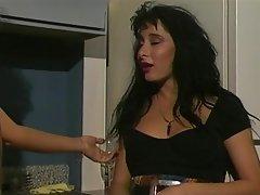 Lesbian Nipples Spandex Vintage