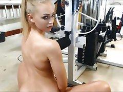 Amateur Blonde Orgasm Squirt