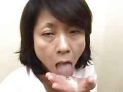 Asian Cumshot Granny Hairy