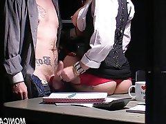 Celebrity Lingerie MILF Pornstar